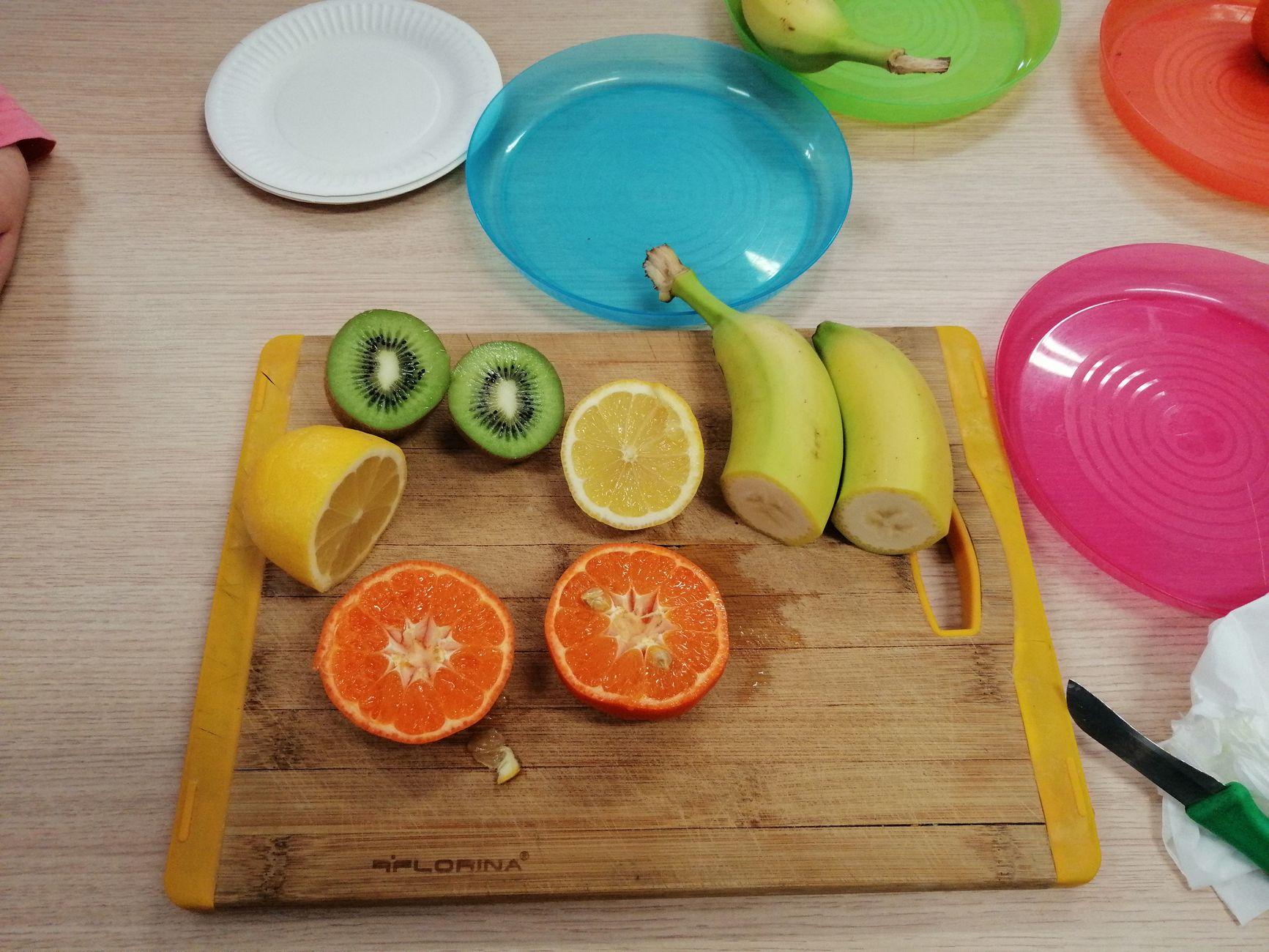 Poznajemy owoce egzotyczne